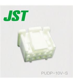 PUDP-10V-S - Ficha Femea 10 Pinos 2mm - 69PUDP10VS