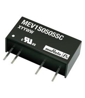 MEV1S2405SC - Conversor DC DC - MEV1S2405SC