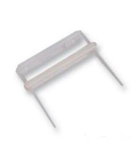 FCC2A - Braçadeira Adesiva Para Flat Cable Pack 5 - FCC2A
