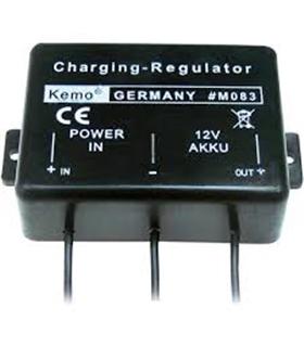 M083 - Regulador De Carga baterias 12Vdc - M083