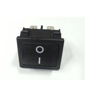 Interruptor Basculante  C/Teimoso - 914B1T