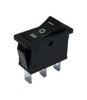 Interruptor Basculante 2 Teimosos - 914B2T