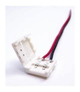 Conector Rápido para fitas de leds 10mm 2 fios - LL591