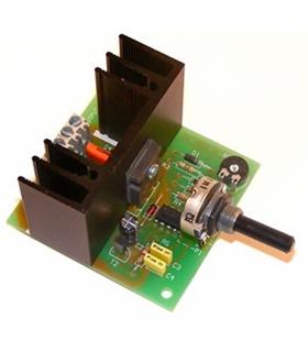 R-5 - Regulador de Velovidade 6-16Vdc 6A - R5