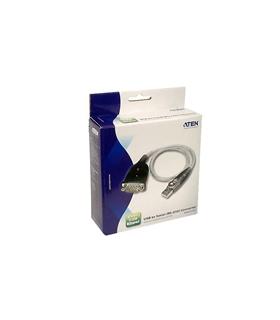 Adaptador Usb a Porta Série DB9 Macho - SB2040