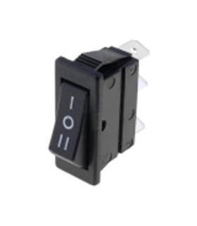 Interruptor Basculante 3 Posições - 914B3P