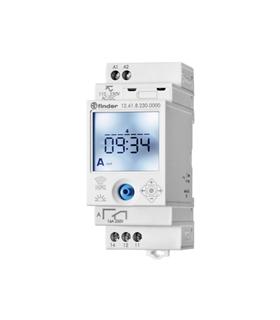 12.61.8.230.0000 - Programador Horario Semanal NFC - 126182300000