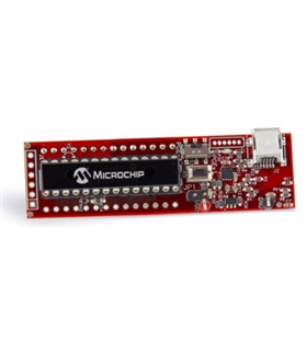 MICROCHIP - DM240013-2 - PIC24F K SERIES, 5V USB, DEV BOARD - DM240013-2