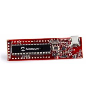 MICROCHIP - DM240013-2 - PIC24F K SERIES, 5V USB, DEV BOARD - DM240013-2