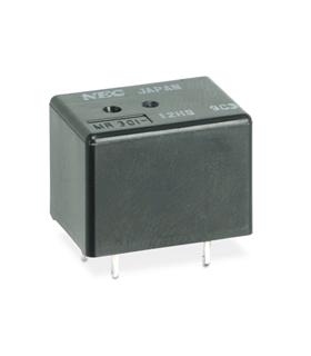 MR301-12HS - Relé 12V, 10A, 1Inv, PCB - MR30112HS
