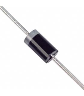 Diodo 0.4A 400V DO-41 - BA157