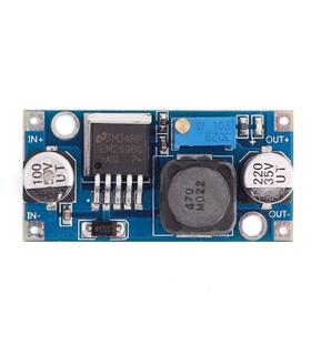 106990003 - DC Converter Step-Down Adjustable 1.25V - 35V 3A - MX106990003