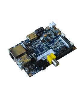 Banana Pi, 1Ghz Dual Core, 1GB DDR3, SATA. - BANANAPI