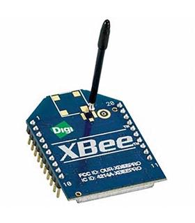 XB24-AWI-001 - XBee Module - Series 1 - 1mW with Wire Antena - XB24-AWI-001