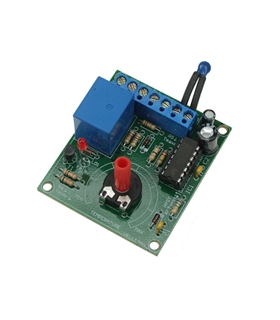 Mini Kit de Montagem Termóstato c/ Sensor de Temperatura NTC - MK138