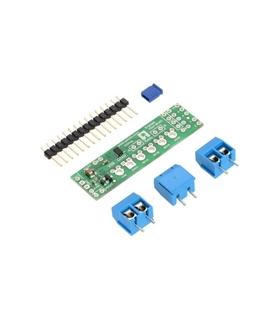 Pololu DRV8835 Dual Motor Driver Shield for Arduino - POL-2511