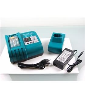 MK66300 - Carregador Bateria para Makita 7.2V-18V - MK66300