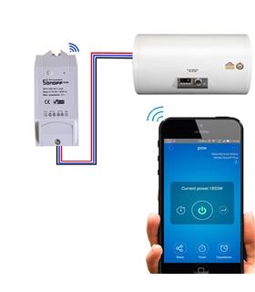 Sonoff POW R2 - Power Measuring WiFi Switch - MX171130001