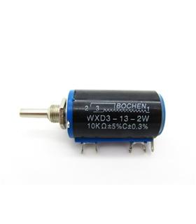 WXD3-12-2W-4K7 - Potenciometro Multivolta - WXD3-12-2W-4K7