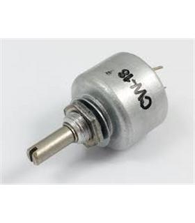 Potenciometro 4k7 1W 4mm - CW184K720P1