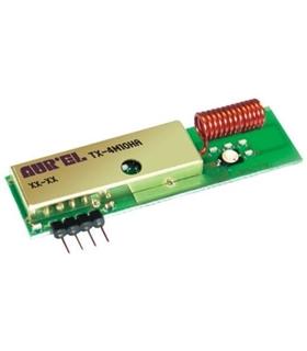 TX-4M10HA - 434 MHz, AM, OOK, 2.5 > 3.3Vdc - TX4M10HA