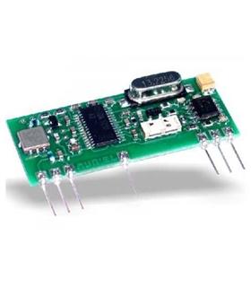RX-4MF1 - Receptor FM 433Mhz - RX4MF1