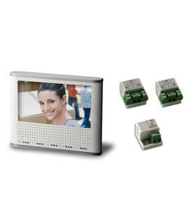 Conjunto monitor cores mãos livres adicional MVC-130 - KMC-13000