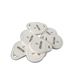 Chave electrónica de proximidade Nº2 - 10 un. - LAC-002