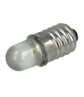 Lâmpada miniatura LED E10 6000K - MX3063609