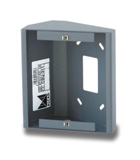 Caixa de superficie angular simples para 5 ou 6 alturas - CSU-313