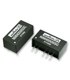 NMH0505SC - Conversor DC DC 2W - NMH0505SC