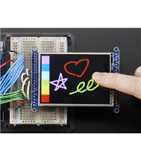 "1770 - 2.8"" TFT LCD with Touchscreen Breakout Board - ADA1770"