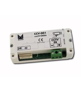 Adaptador para substituir a camara da placa por CCTV - CCV-001