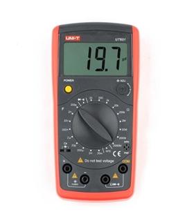 Capacimetro Digital Unit UT601 - UT601