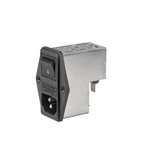 4304.4067 - Filtro Schurter 2x68nF, 250VAC, 2A - 4304.4067