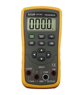 AX-C605 - Calibrador de Loop - AXC605