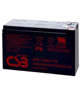Bateria 12V 360W Para Ups - CSBUPS