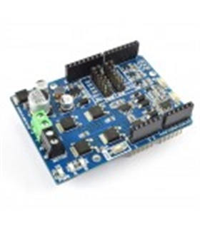 SHIELD-MD10 - 10A DC Motor Driver Arduino Shield - SHIELD-MD10