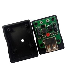 Modulo Carregador USB para Mocilha Solar - MXA0075