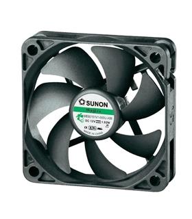 Ventilador 12V 70x70x15mm c/ 3 Fios - V127ES