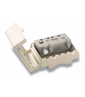 Filtro de rejeição 4 filtros de 14 db, ajust. em UHF - FR-413