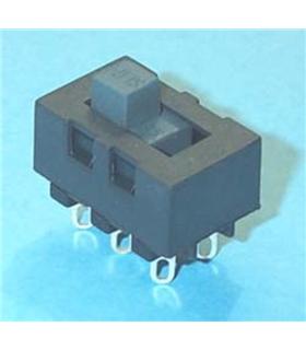 Interruptor Deslizante Universal 2 Circuitos 2 Posicoes - IDG2C2P
