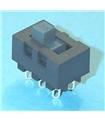 Interruptor Deslizante Universal 2 Circuitos 2 Posicoes