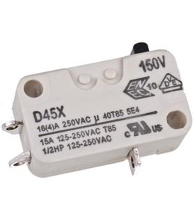 D459-B8AA - Micro Switch SPDT D45X - D459-B8AA