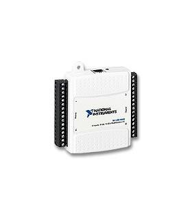 NI USB-6008 DAQ multifuncional de baixo custo, 10 kS/s, 12 - 779051-01