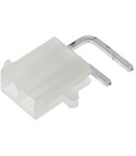 39301020 - Fichas Molex MiniFit 2 Contactos 4.2mm 90º - MX39301020
