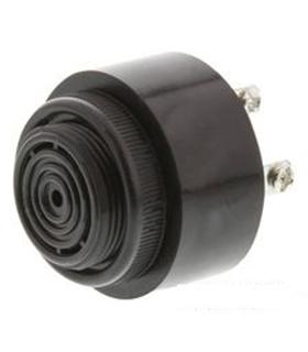 AE20M-24 - Buzzer, 90dB, 2.9kHz, 24VDC, 24VAC, 10mA, IP55 - AE20M24