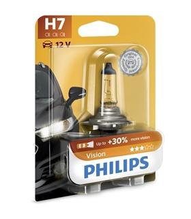 Lampada Automovel 12V H7 Philips Vision - VISIONH7