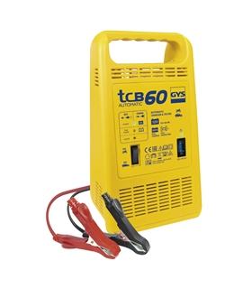 Tcb 60 Automatic - Carregador Baterias 12V 15-60Ah - GYS023253