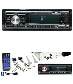 Auto Radio Com Bluetooth 4x50W - SPIRIT